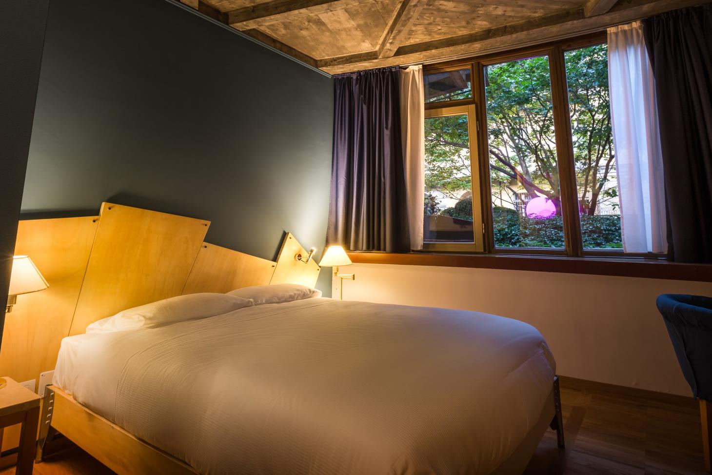 Camera da letto - Juvarra House - Torino Centro