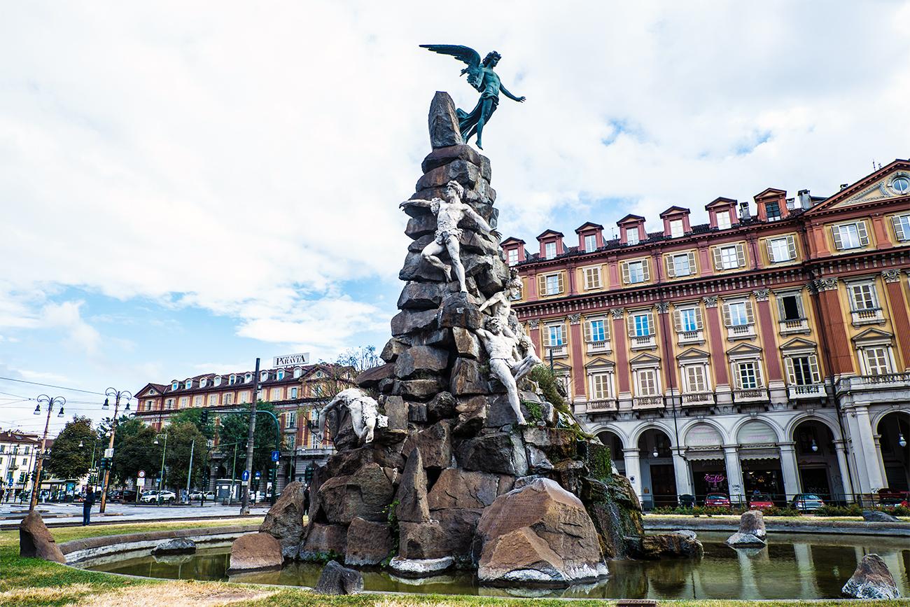 Piazza Statuto - Torino